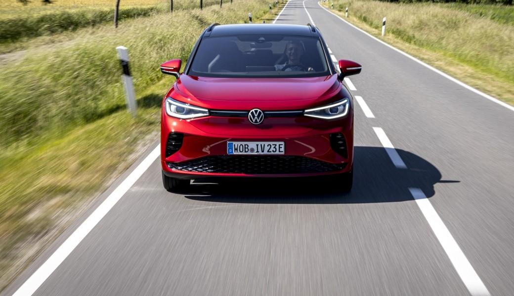 Za volantem nejrychlejšího Volkswagenu ID.4