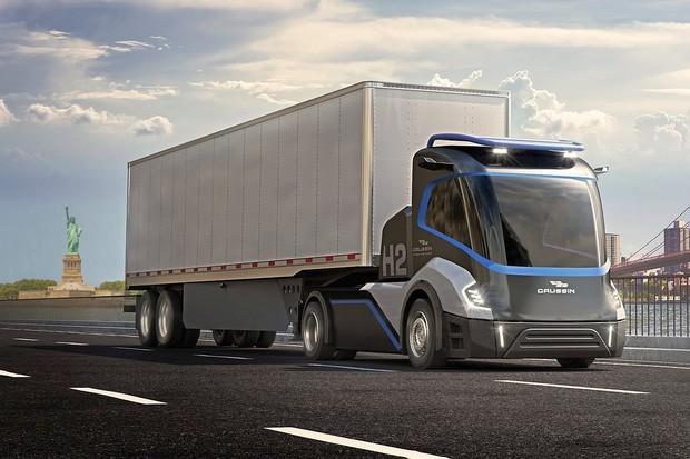 """Gaussin chystá modulární """"skateboard truck"""". Na vodík i elekřinu"""