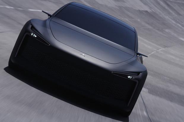 Vodíkový sedan Hopium Machina se skvělými parametry už je možné objednávat