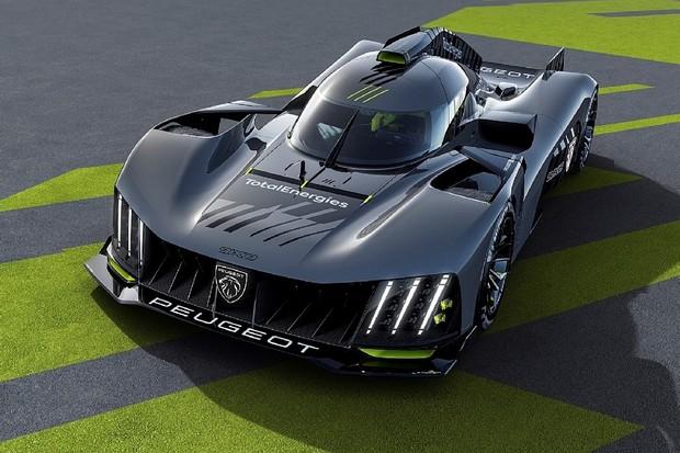 Peugeot 9X8 Hypercar. Lev se vrací znovu dobýt Le Mans