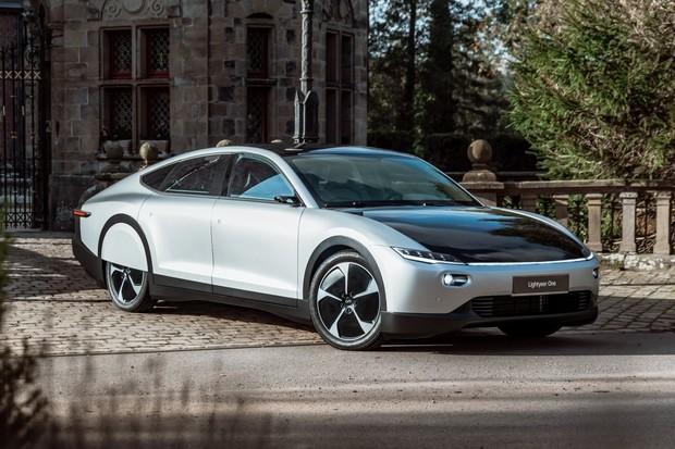 Potvrzeno. Lightyear One je nejeefektivnější elektromobil světa