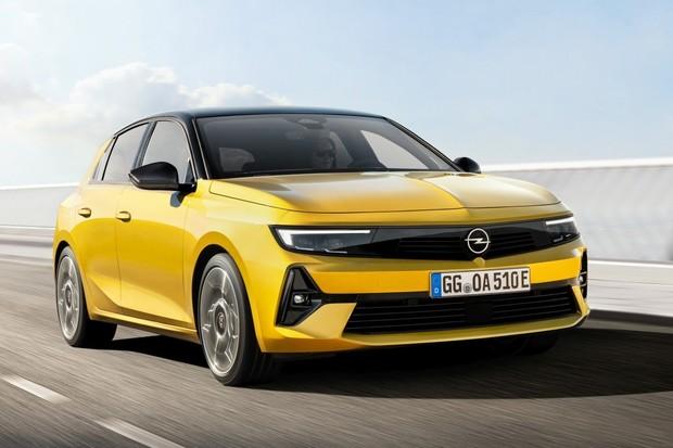 Nový Opel Astra. Poprvé pojede na elektřinu