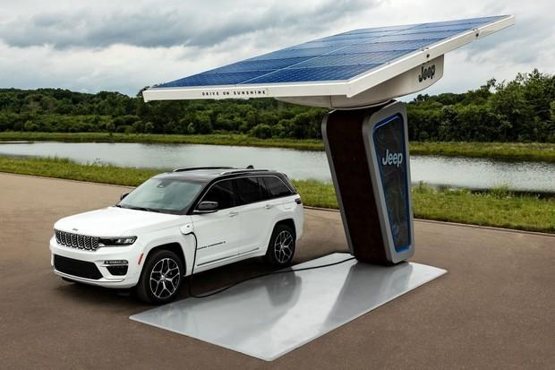 Jeep rovněž zrychlí elektrifikaci. A začne s novým Grand Cherokee