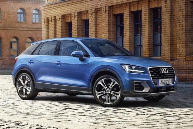 Technologicky nadupané Audi Q2 míří na český trh