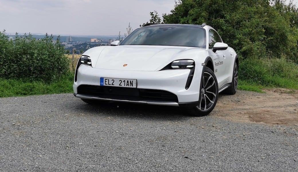První dojmy z Porsche Taycan 4S Cross Turismo