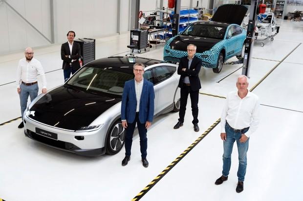 Lightyear One. Nejefektivnější elektromobil světa se bude vyrábět ve Finsku