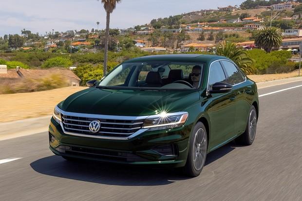 Výroba Volkswagenu Passat v USA skončí. Ustoupí elektromobilům