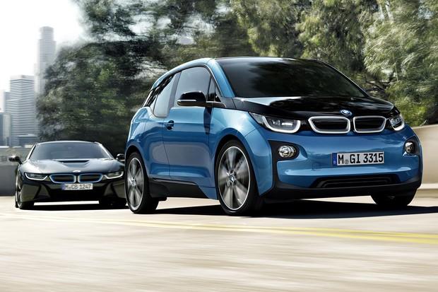 BMW a jeho 6 modelů jezdících na elektřinu