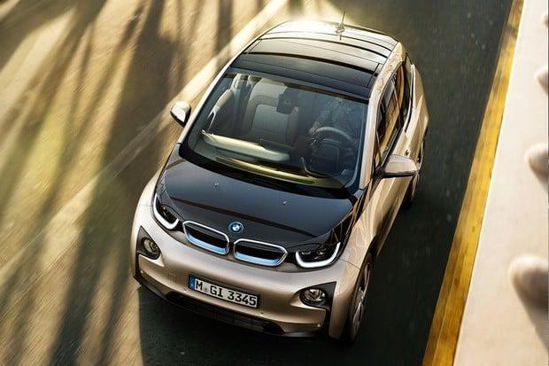 S větší baterií zmizí u BMW i3 možnost prodlužovače dojezdu