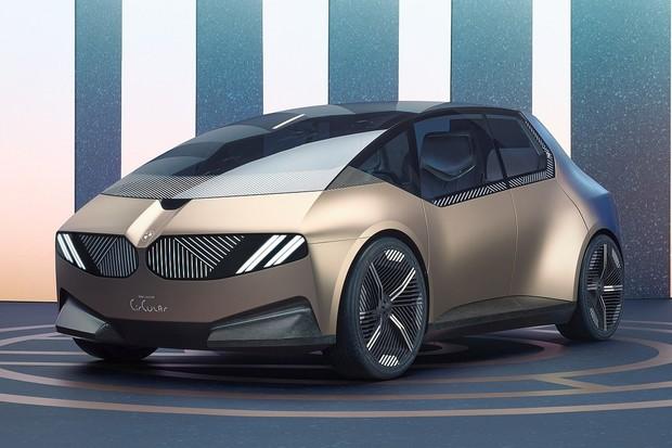 BMW i Vision Circular. Pohled do vzdálenější budoucnosti