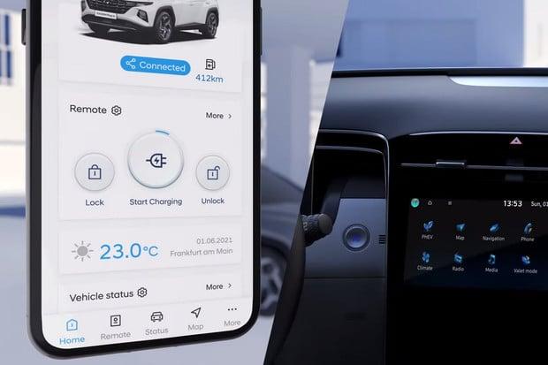 Hyundai spouští vylepšenou aplikaci Bluelink. Přináší novinky pro elektromobily