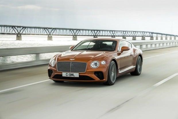 Bentley zvažuje plug-in hybridní verzi modelu Continental GT, dorazit má brzy