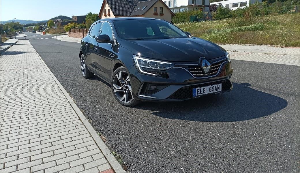 Renault Megane E-Tech 160 R.S. Line (2021)