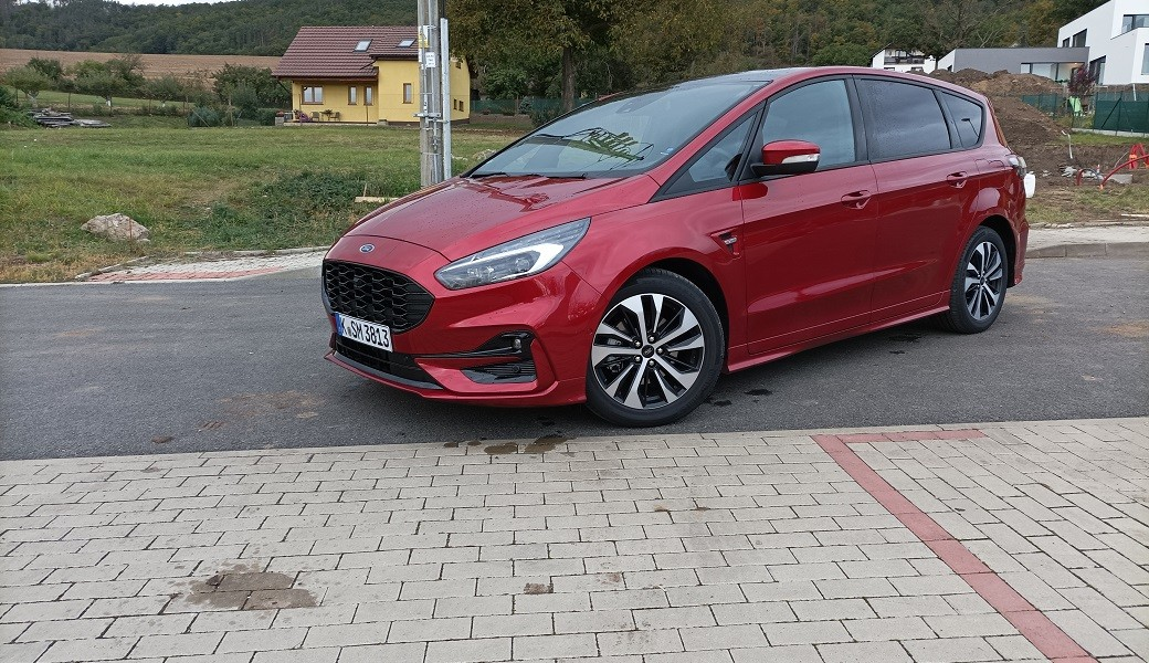Ford S-Max 2.5 Duratec Hybrid ST-Line