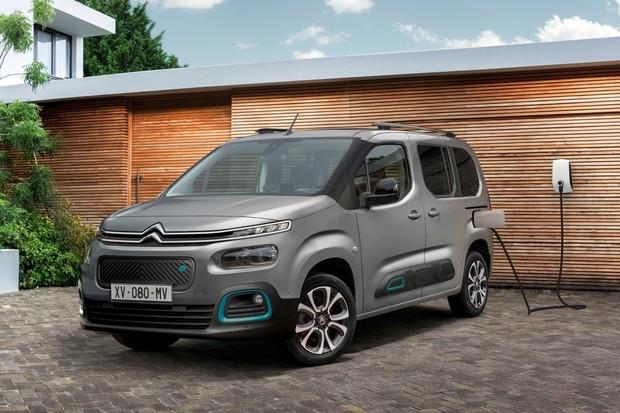 Citroën ë-Berlingo jde do prodeje