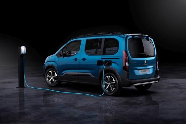 Peugeot e-Rifter v Česku. Více elektrické muziky