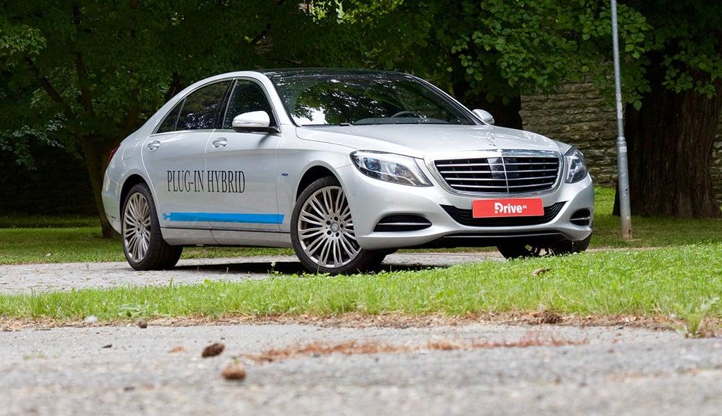 Mercedes Benz S500 e
