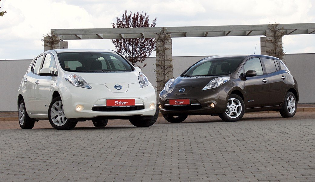 Nissan Leaf: 24 kWh vs. 30 kWh