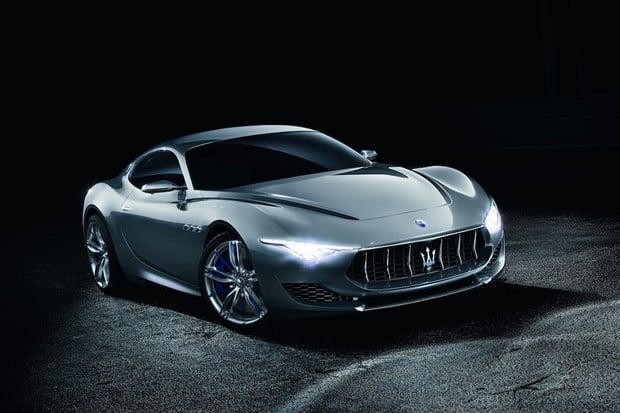 S elektrickým Maserati Alfieri se potkáme v roce 2020