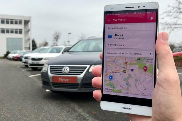 Vyhrajte Chytré Auto od T-Mobile a proměňte své staré auto v inteligentní