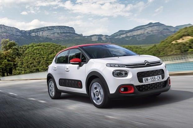 Citroën C3 bude postovat obrázky na sociální sítě