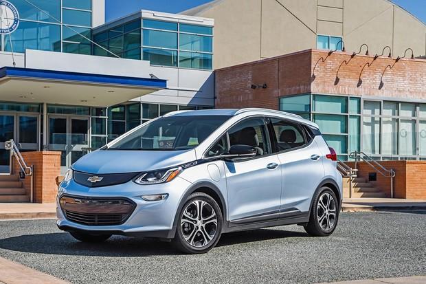 GM pořádá svolávací akci na model Bolt EV. Hrozí u něj požár