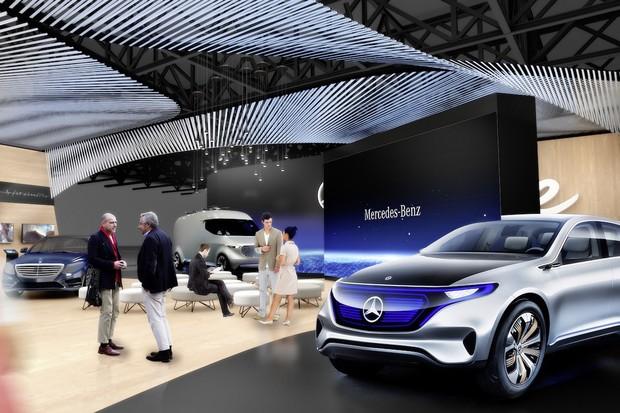 Budoucnost patří elektřině a autonomní řízení je velká výzva, říká Mercedes