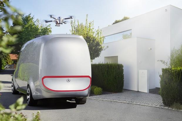Mercedes představil revoluční řešení užitkových vozidel