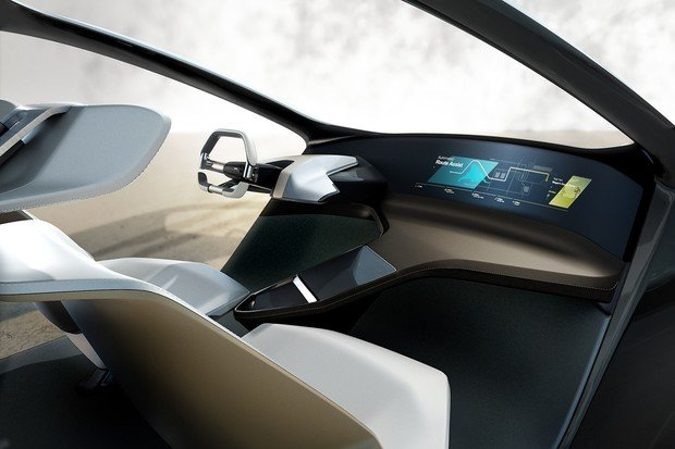 Fotogalerie BMW i INSIDE FUTURE přímo z Las Vegas