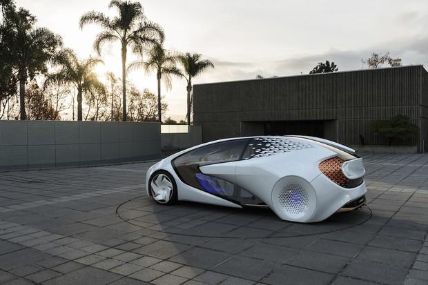 Toyota Concept-i má předvídat potřeby posádky a podněcovat její představivost