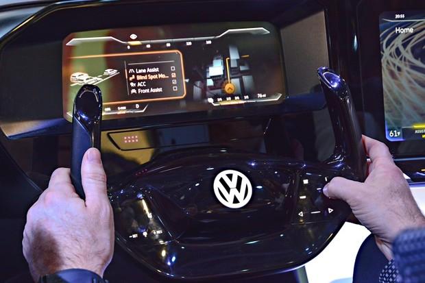Takto mají v budoucnosti vypadat přístrojovky vozů Volkswagen