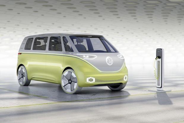 VW I.D. BUZZ dostal zelenou. Nikoliv ve smyslu laku, nýbrž sériové výroby