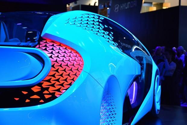 Fotogalerie:futuristická Toyota Concept-iz veletrhu CES
