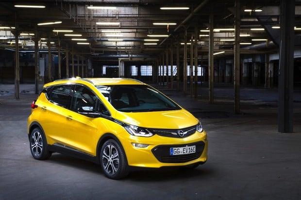 Kolik reálně ujede Opel Ampera-e?