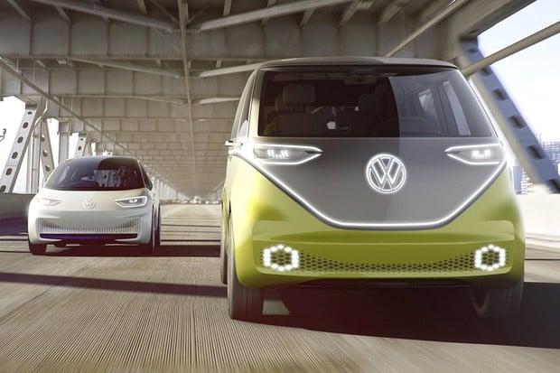 Polovinu elektromobilů bude Volkswagen vyrábět v Číně