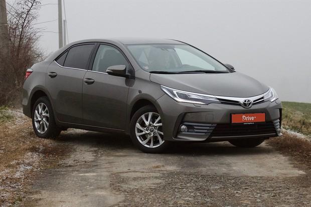 Toyota Corolla obhájila prvenství a stala se nejprodávanějším autem roku