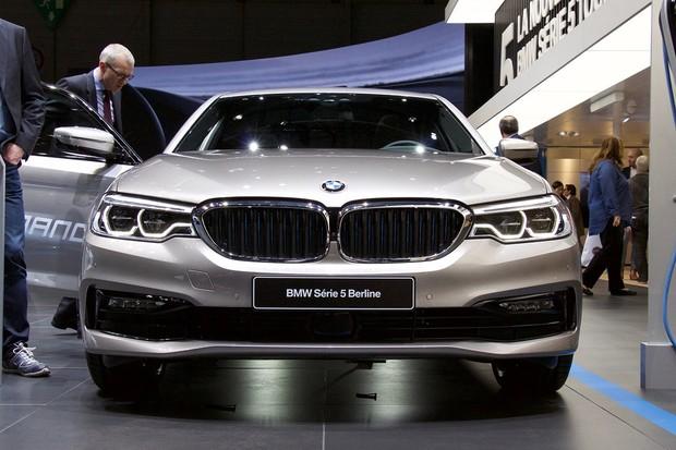 Naše první pocity z BMW 530e iPerformance
