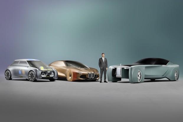 BMW bude znovu utrácet. Investice půjdou do elektromobilů i autonomní technologie