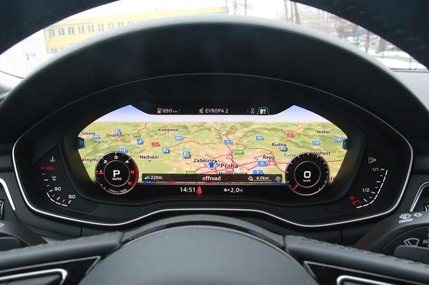 V čem se liší virtual cockpit u sportovních modelů Audi?