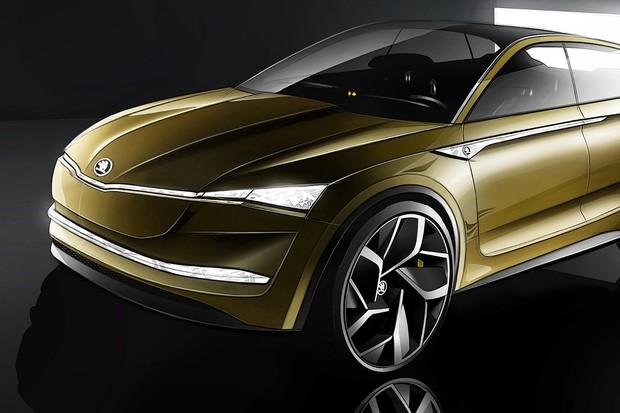 Podívejte se na první elektromobil Škody Auto. Urazí prý až 500 kilometrů