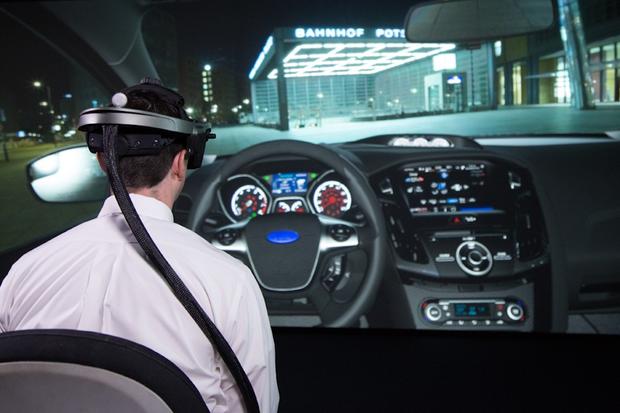 Konfigurátor s VR? Ford zašel ještě dál s virtuálními testovacími jízdami