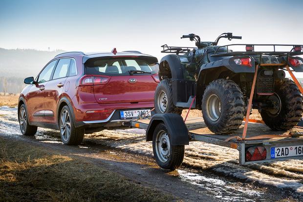 Plug-in hybridní modely značky Kia brzy dorazí na český trh
