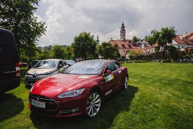 Vyrážíme závodit na Rallye Český Krumlov