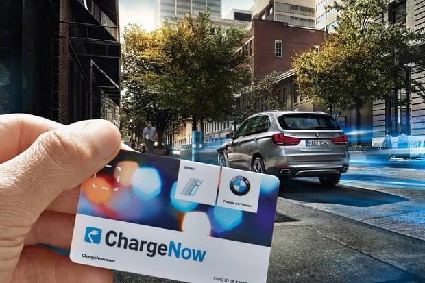 Co znamenají nové tarify ČEZu pro majitele karty ChargeNow od BMW?