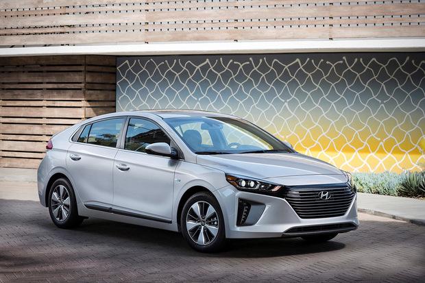 První zkušenosti s plug-in hybridem aneb jak se mi líbil Hyundai Ioniq