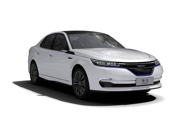 Saab se vrací, jeho vlastník NEVS bude prodávat elektrický model 9-3 v Číně