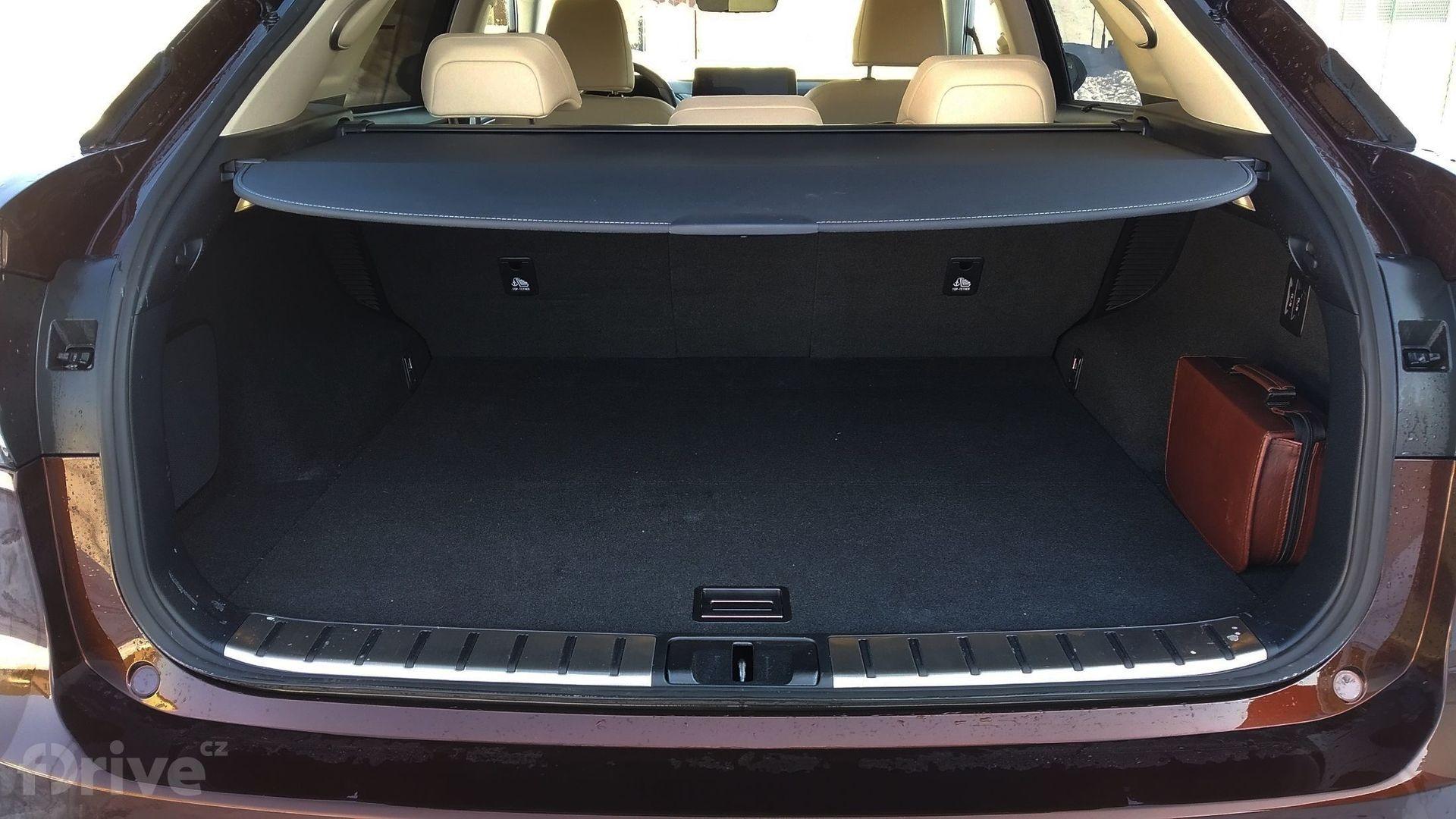 Lexus RX 450h (2021)