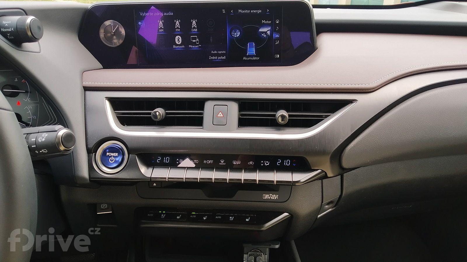 Lexus UX 250h 4x4