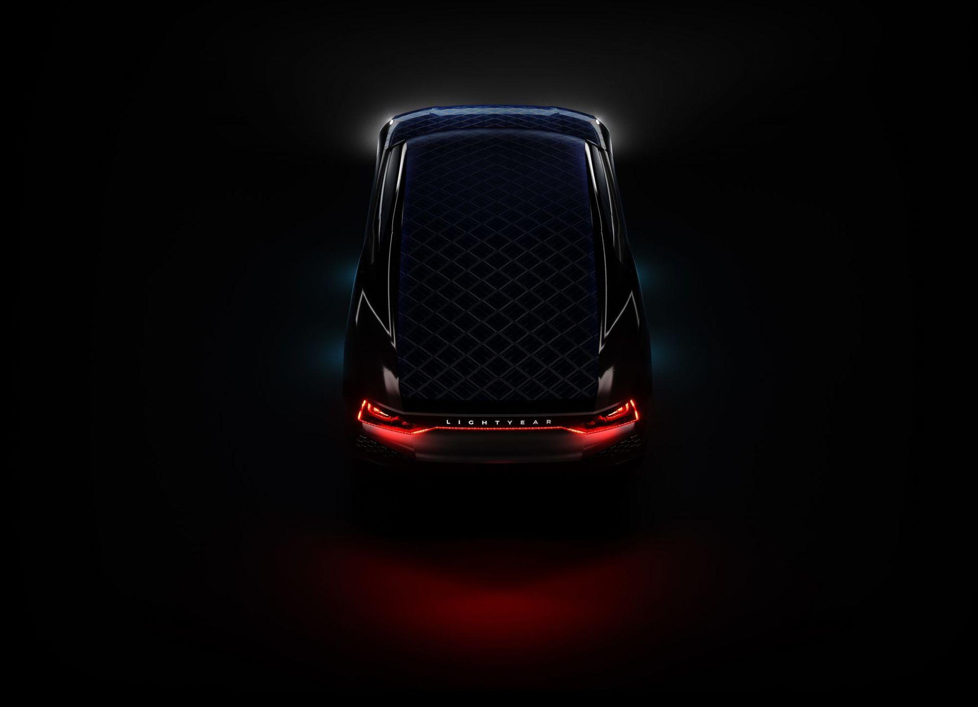 Lightyear automobil na solární pohon