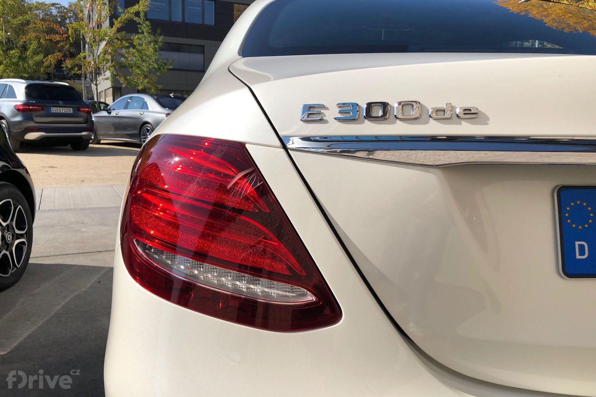 Mercedes-Benz E 300de